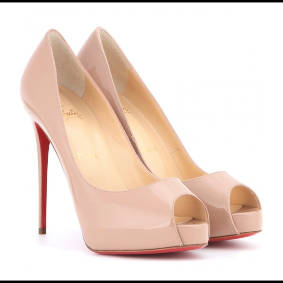 dde1b579ff4 Christian Louboutin 'Very Prive' Patent Leather